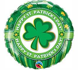 "18""STP HAPPY ST PATRICK'S DAY"