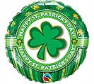 "18""STP HAPPY ST PATRICK'S DAY"