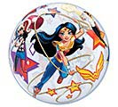 "22""PKG CHA DC SUPER HERO GIRLS BUBBLE"