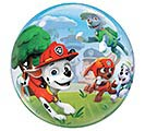 "22"" PKG PAW PATROL BUBBLE BALLOON 1st Alternate Image"