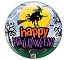 "22""PKG HALLOWEEN WITCH HAUNTING BUBBLE"