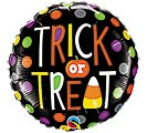 "18""HAL TRICK OR TREAT DOTS"
