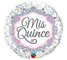 "18""PKG SPA MIS QUINCE JEWELS"