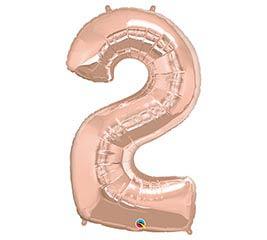 """34""""PKG NUMBER 2 ROSE GOLD"""