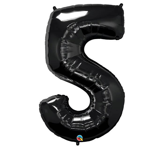 "34""PKG ONYX BLACK FIVE"