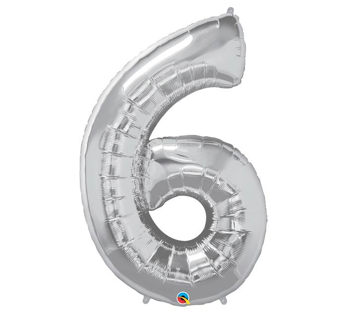 "34""PKG SILVER SIX"