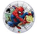 "22""PKG SPIDER-MAN BUBBLES BALLOON 1st Alternate Image"
