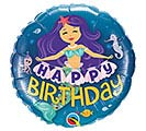 "18""PKG BIRTHDAY MERMAID"