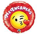 """18"""" ME ENCANTAS SMILEY"""