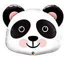 """31""""PKG PRECIOUS PANDA SHAPE"""