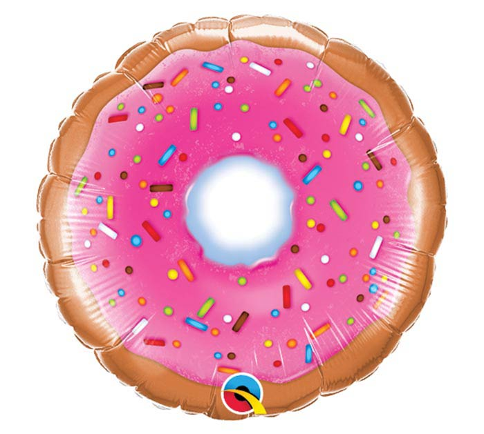 """9""""INFLATED DONUT"""