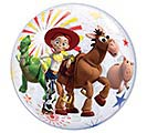 "22""PKG TOY STORY 4 BUBBLE BALLOON 1st Alternate Image"