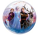 "22""PKG FROZEN II BUBBLE BALLOON 1st Alternate Image"