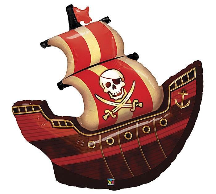 """40""""PKG PIRATE SHIP"""