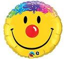 """18""""SMI SMILE W/HAIR"""