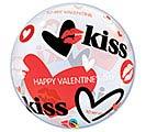 """22""""PKG HVD KISSES"""