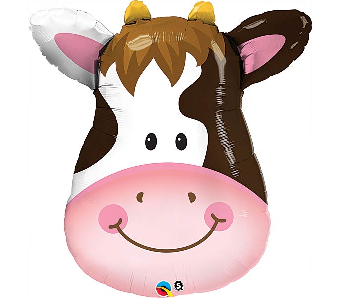 "32""PKG CONTENTED COW"
