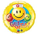 "18""PKG GWS SMILEY"
