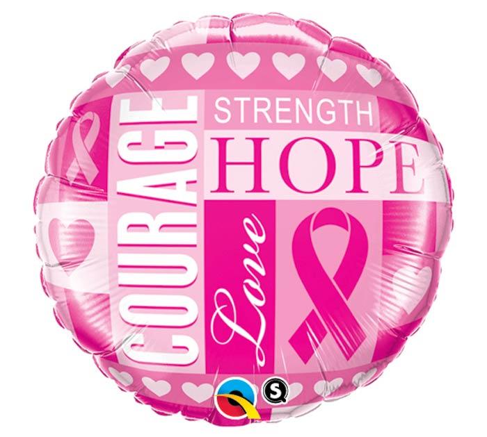 "18""PKG BREAST CANCER"