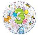 """22""""PKG AGE 3 BUBBLE"""