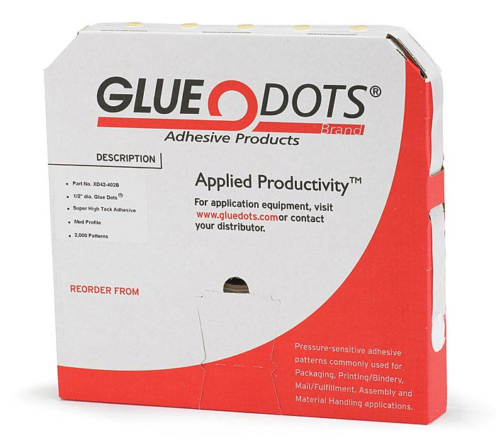 GLUE DOTS - BASKETS