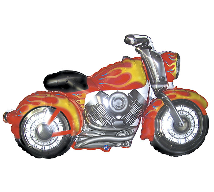 "36"" SHA MOTORCYCLE"