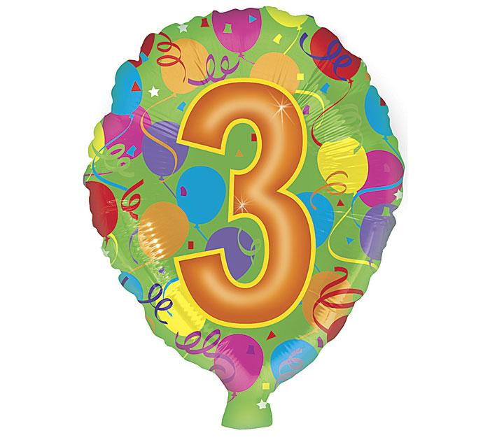 """18""""HBD NUMBER 3"""