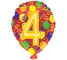 """18""""HBD NUMBER 4"""