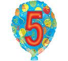"""18""""HBD NUMBER 5"""