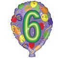 """18""""HBD NUMBER 6"""