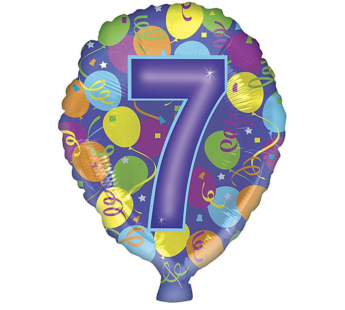 """18""""HBD NUMBER 7"""