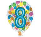 """18""""HBD NUMBER 8"""