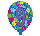 """18""""HBD NUMBER 9"""
