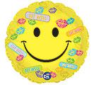 "17""GWS SMILE FACE"