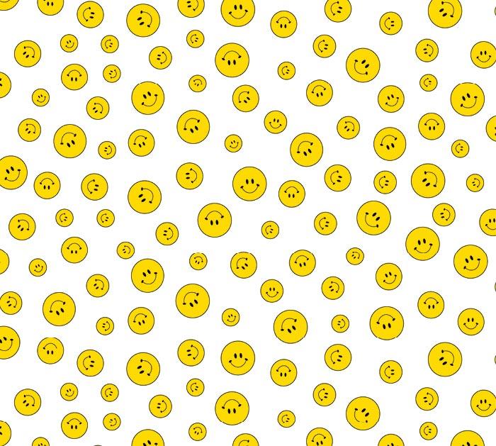 20X20 CELLO SMILEY FACES