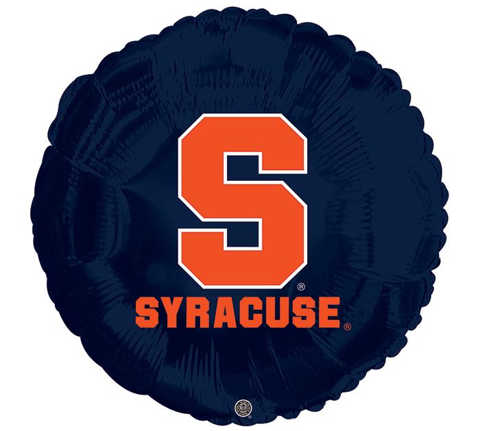 "17"" NCAA SYRACUSE ROUND"