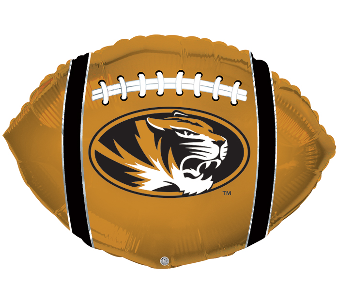 "21"" NCAA MISSOURI TIGERS FOOTBALL"