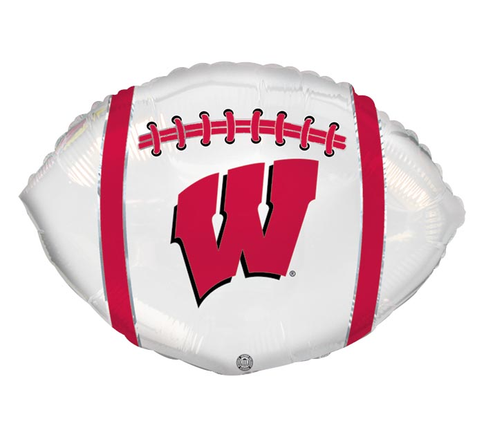 "21"" NCAA WISCONSIN BADGERS FOOTBALL"