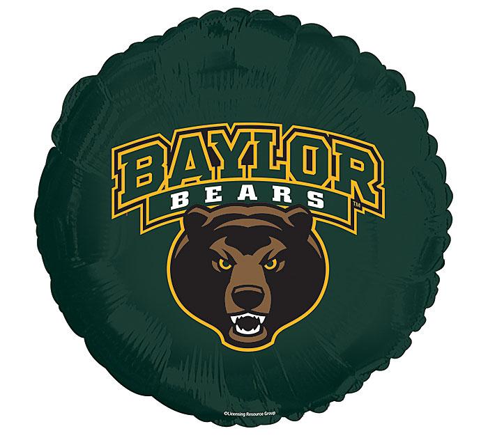 "17"" BAYLOR BEARS"