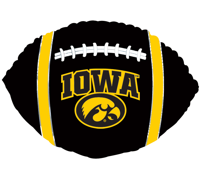 "21"" NCAA IOWA HAWKEYES FOOTBALL"