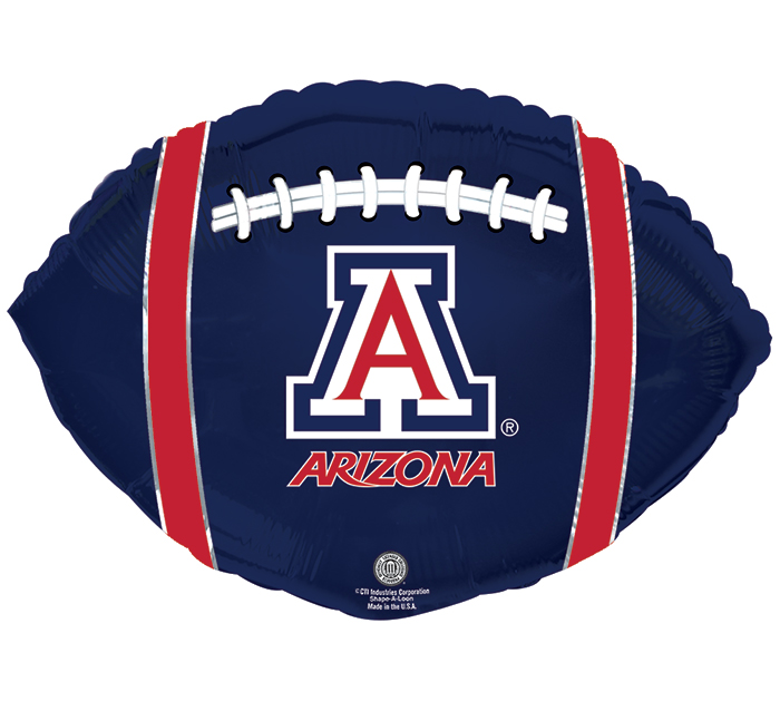"21""U OF ARIZONA FTBL"
