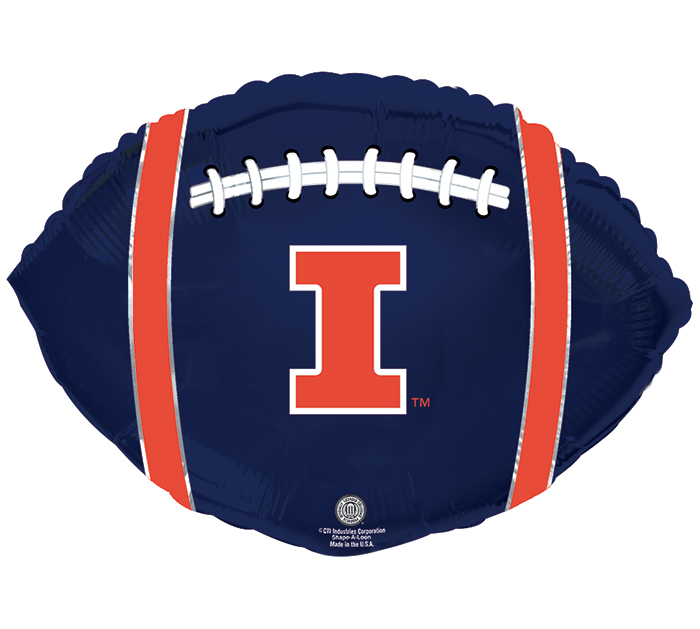 "21"" NCAA UNIVERSITY OF ILLINOIS"