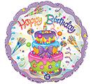 "24""PKG HBD CAKE"