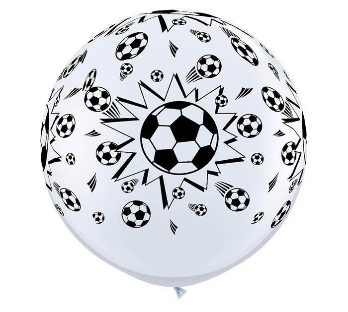 3' SOCCER BALL LATEX