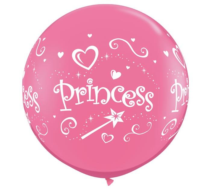 3' PRINCESS ROSE LATEX