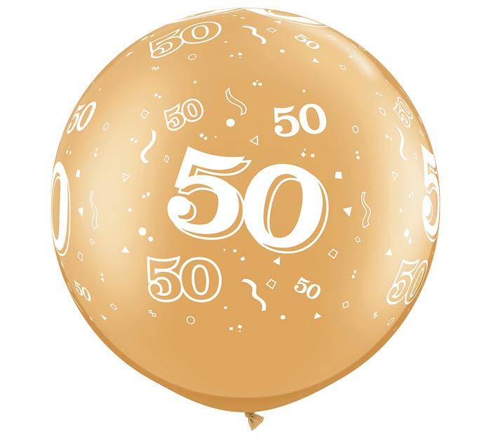 """30""""ANN 50 A ROUND GOLD"""