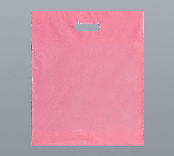 BAG-LARGE MAUVE