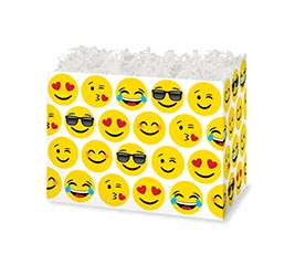 SMALL DIE CUT BOX EMOJI'S