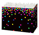 SMALL BOX COLORFUL CONFETTI