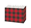 SMALL BOX BUFFALO PLAID